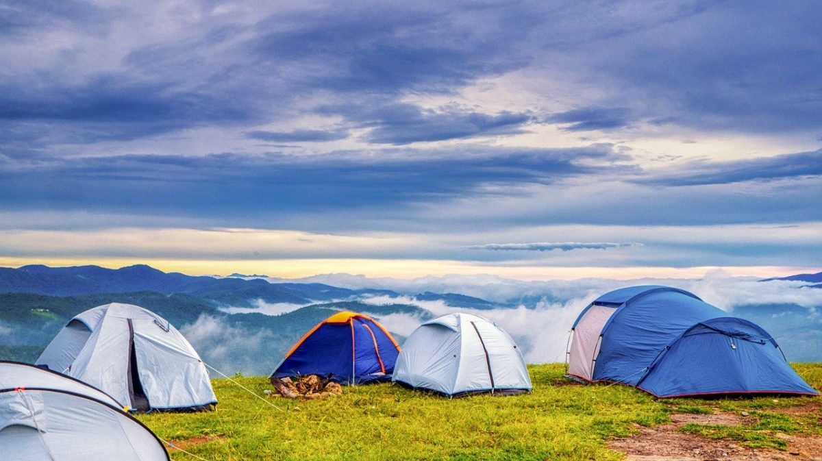 prochaines vacances camping